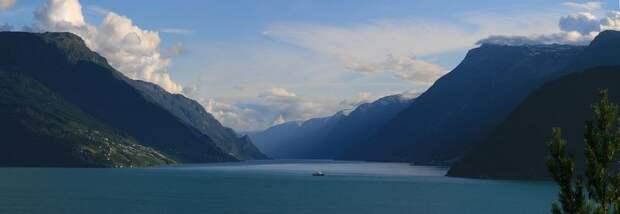fjords19 Самые красивые фьорды Норвегии