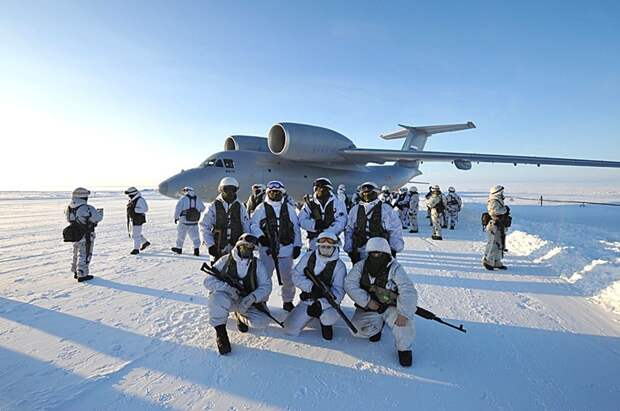 Военное превосходство России в Арктике усмирило пыл НАТО