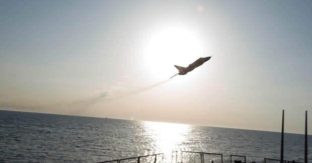 Российские бомбардировщики проигнорировали запросы с американского ракетного эсминца