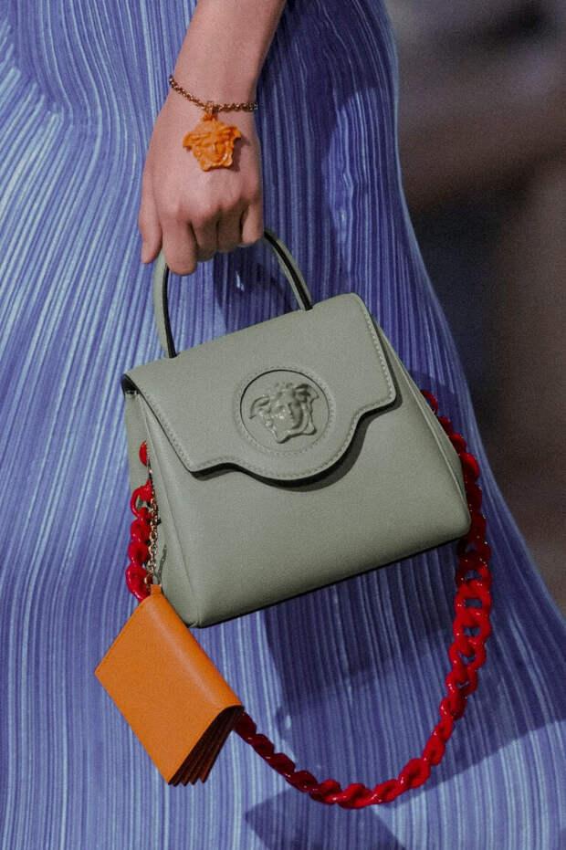 Какого цвета выбрать сумку на весну 2021: самые главные тренды