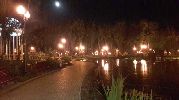 Харьковский парк Горького — один из лучших в Европе
