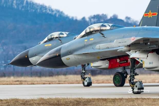 Китайские истребители с АФАР потеснят на рынке российские самолёты?