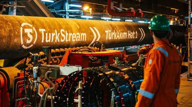 Болгария обнаглела и затягивает строительство ветки «Турецкого потока»