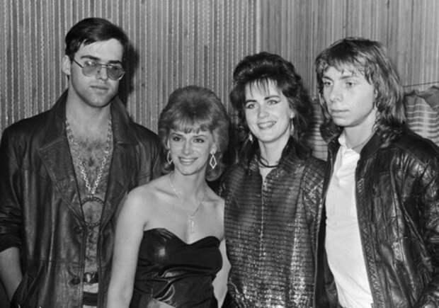Группа *Мираж*, 1987 | Фото: life.ru