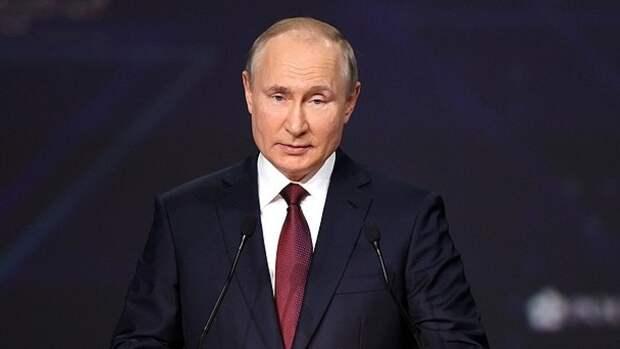 Путин назвал Байдена карьерным политиком