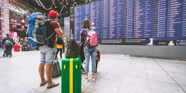 Наталья Сергунина: в туротрасли Москвы работает более полумиллиона человек Фото: Е. Самарин mos.ru
