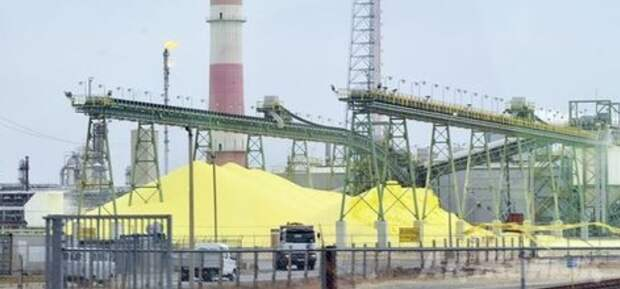 Эксперт: Огромные скопления серы с Тенгиза можно было использовать для строительства дорог