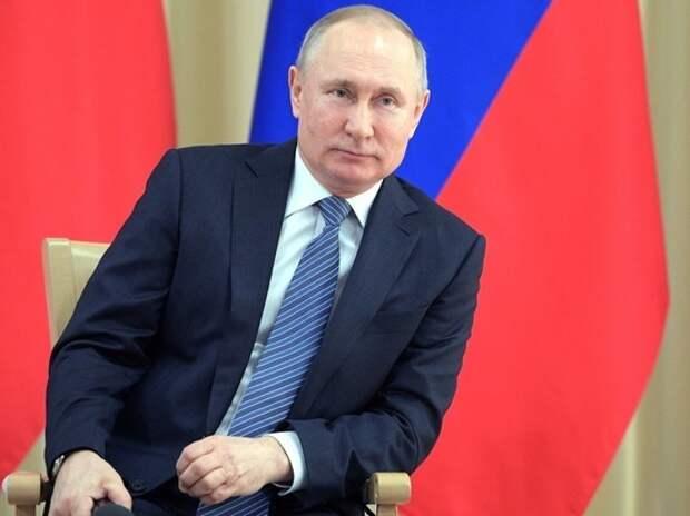 Путин оценил резкую критику в свой адрес: