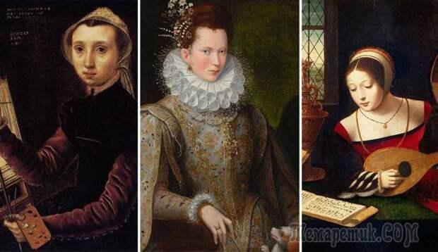 Карьеристки времён Ренессанса: как дамы становились шпионками и аббатисами, и какие профессии были престижны