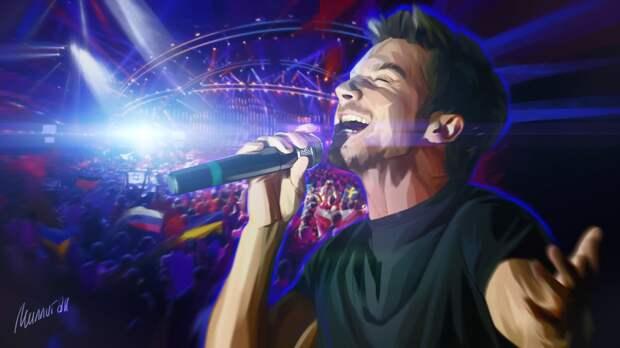 «Куда ж без меня»: Сергей Лазарев снова выступит на Евровидении