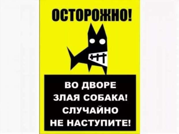 Предупреждающие таблички. Прикольные. Подборкаchert-poberi-tablichki-21330614122020-6 картинка chert-poberi-tablichki-21330614122020-6