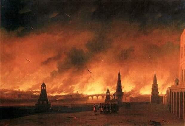 Москва-1812: Как её сдал Кутузов.