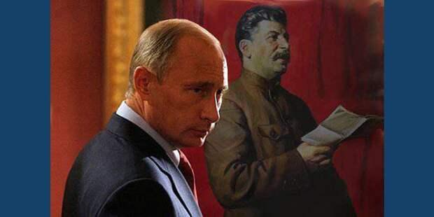 Путин должен стать Сталиным: договориться с либералами невозможно