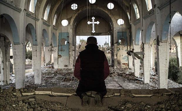 В Штатах вспомнили о судьбе ближневосточных христиан. Не к добру это…
