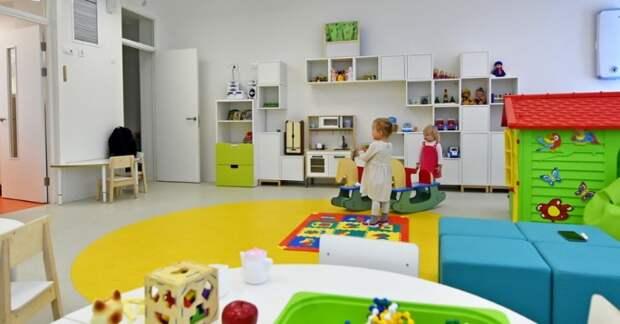 Детский сад для 125 малышей откроется на Новоалексеевской в 2021 году