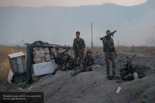 Шаповалов отметил высокую боеспособность сирийской армии, созданной Асадом
