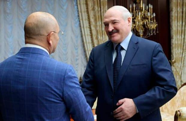 Депутат Рады перед Лукашенко признался в любви украинцев к белорусам