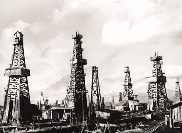 До последней капли нефти