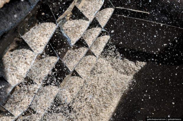 Экскурсия по бесконечному месторождению соли