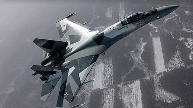 Американцы о безумных маневрах русских «Сушек»: Пилоты США так не летают