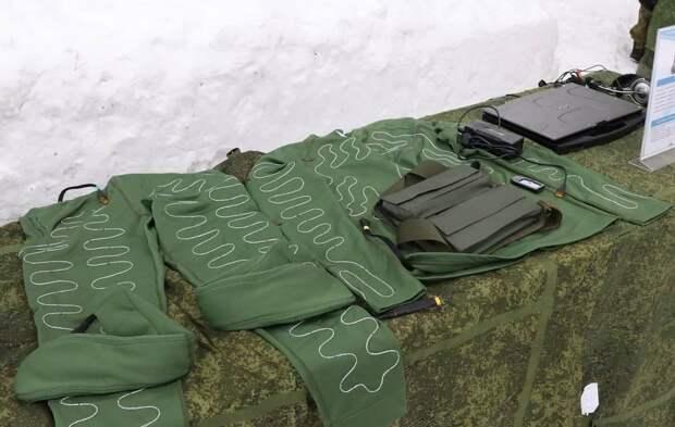 Для спецназа ЦВО разработали зимнюю экипировку с электрообогревом
