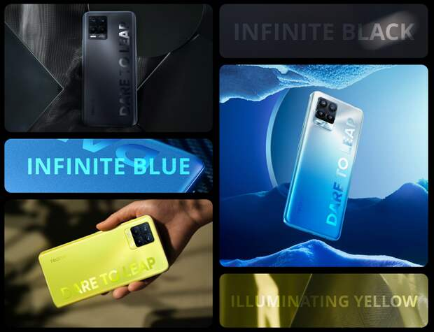 108 Мп прибыли: Realme запускает в России новичков своей «самой успешной серии» смартфонов