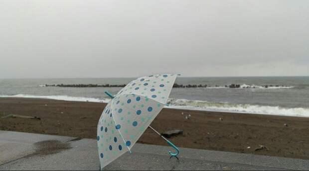 Во вторник в Крыму до 15 градусов тепла, дождь, сильный ветер