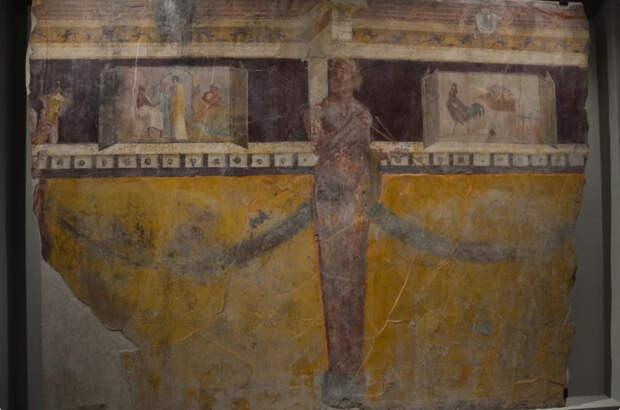 Какие тайны скрывают руины Помпей