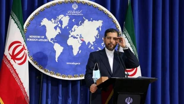Иран посоветовал G7 иНАТО нечитать ему нотации