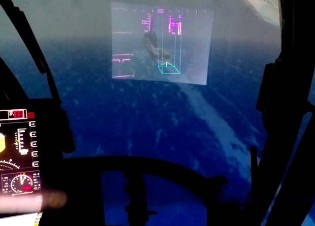 Вертолеты получат систему дополненной реальности для безопасной посадки на палубу