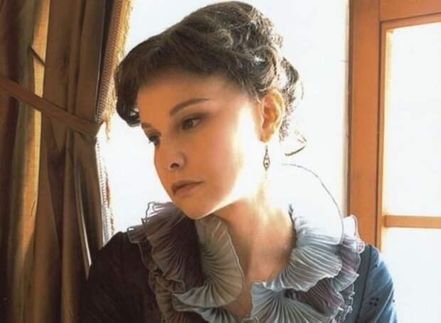 Татьяна Друбич в роли Анны Карениной | Фото: newstyle-mag.com