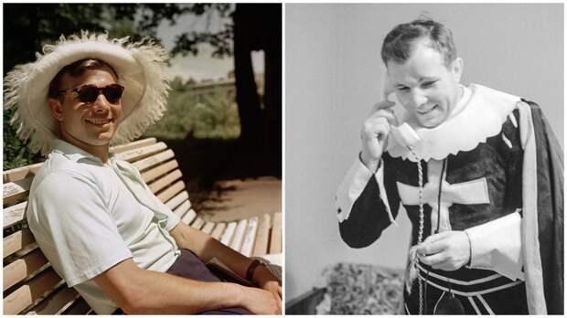 Каким был Юрий Гагарин в повседневной жизни (ФОТО)