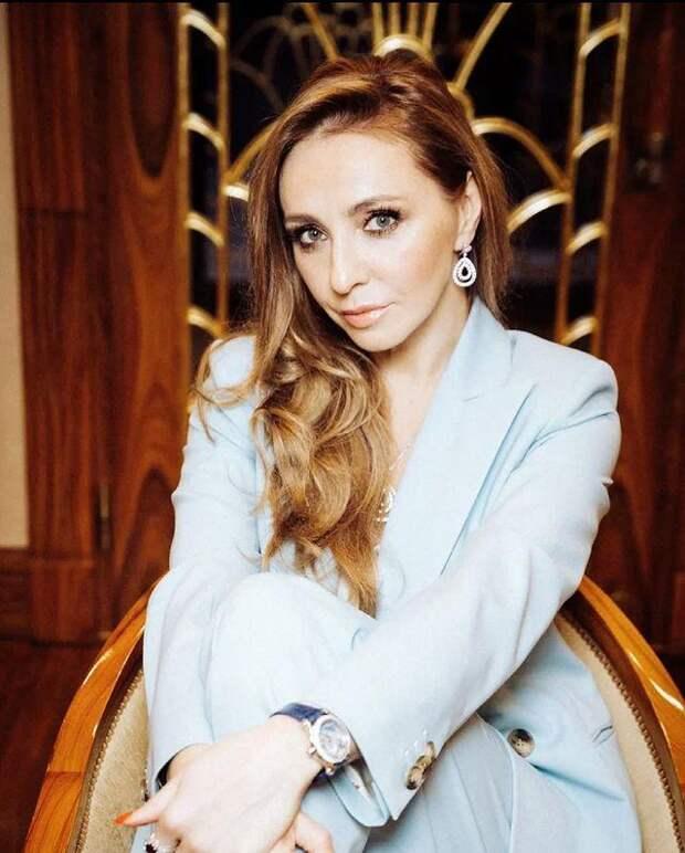 Татьяна Навка спровоцировала скандал, заявив, что мужчинам не место в художественной гимнастике