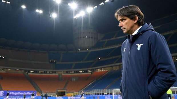 Индзаги — о матче с «Баварией»: «Лацио» уже решил свою задачу в Лиге чемпионов. Хотим сыграть достойно»