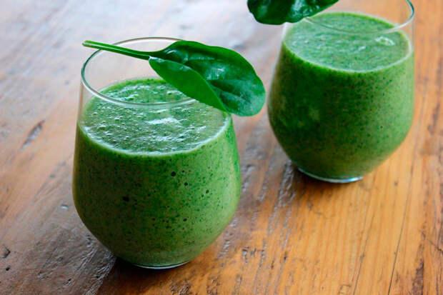 Суперполезные напитки для здоровья, энергии и силы