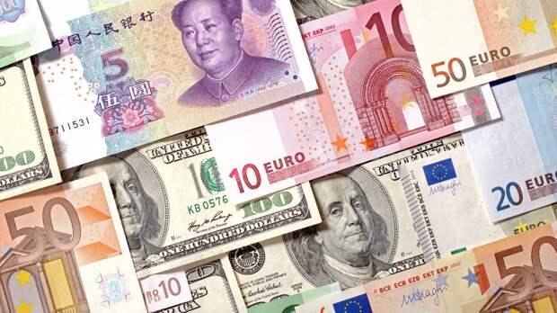 Официальные рыночные курсы валют на 12 мая установил Нацбанк Казахстана