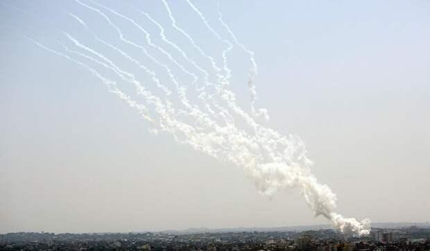 В Израиле сообщили о первых жертвах противостояния с радикалами ХАМАС