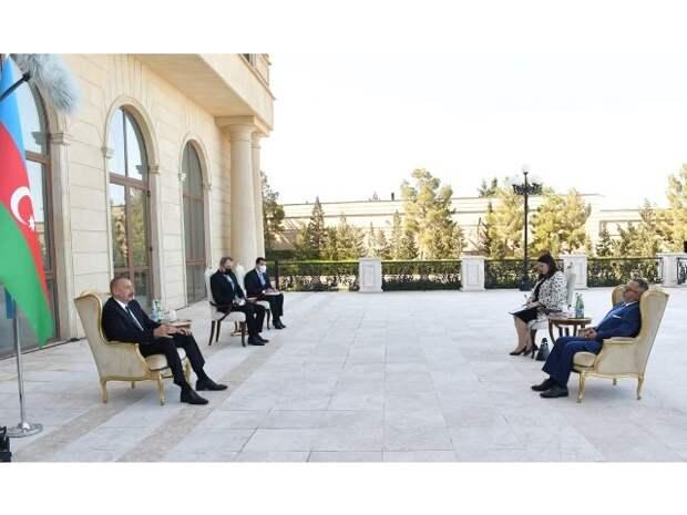 Зачем Алиев испортил настроение послу Греции в Азербайджане