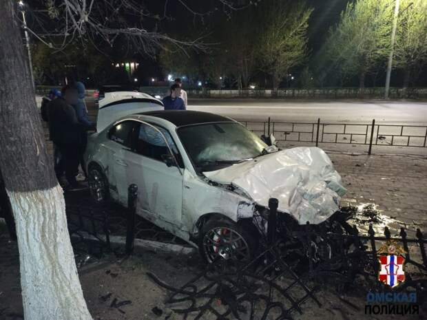 Появилось видео смертельной аварии на проспекте Маркса