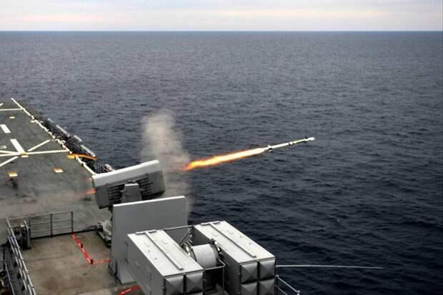 Проблема повышения эффективности ПВО. ПВО одиночного корабля