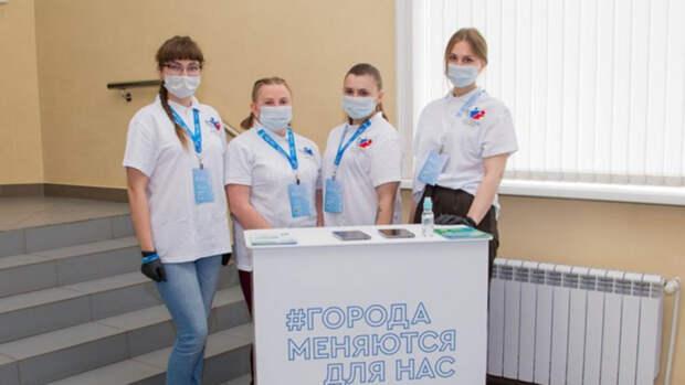 Три пункта голосования за объекты благоустройства открылись в Барнауле