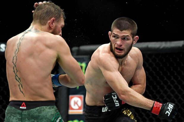 Глава UFC мечтает организовать бой-реванш между Макгрегором и Нурмагомедовым