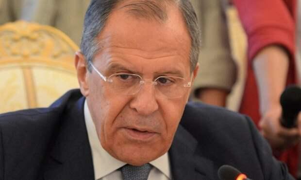 Лавров: РФ оценивает ход переговоров в Минске как успешный