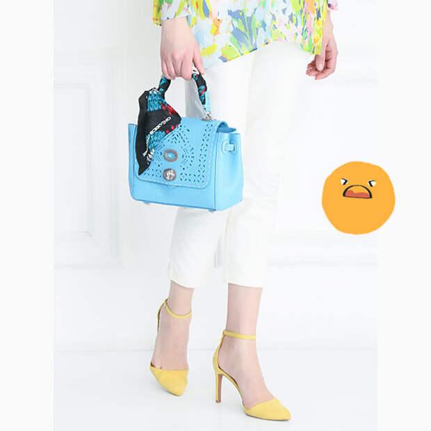Летняя одежда и обувь, которая вышла из моды и делает вас старше