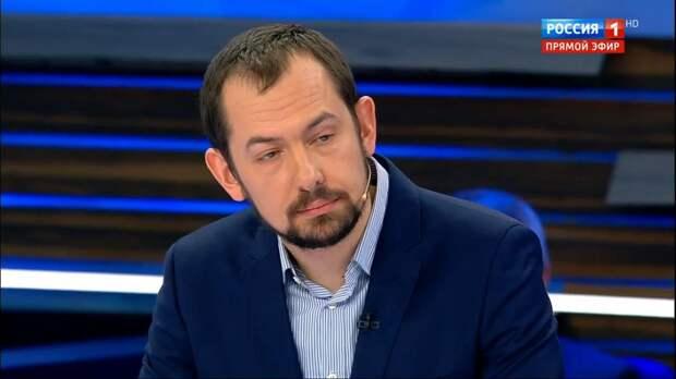 Украинский журналист озадачил российских зрителей цитатой Путина