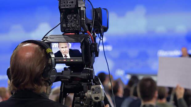 """США """"зажали себя в тиски"""". Западные СМИ ждут ответа Путина Байдену"""