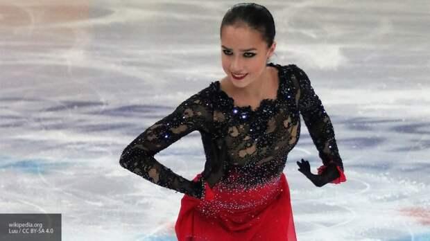 Загитова не примет участие в показательных выступлениях после финала Гран-при