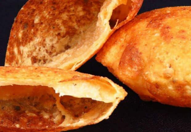 Сварили картошку и делаем конверт: готовим завтрак в 7 минут