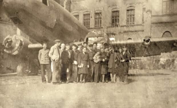 авиация ссср, самолет ли-2, кб антонов