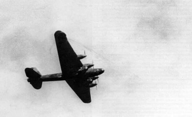 Как Молотов на Пе-8 в Лондон и Вашингтон летал